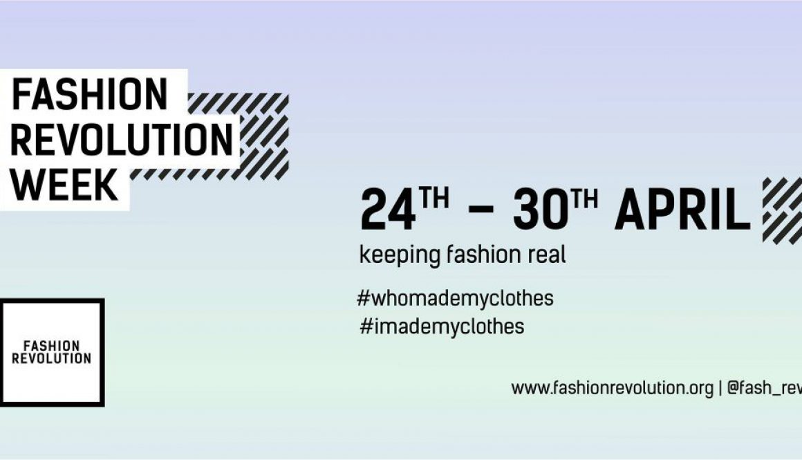 Fashion Revolution Week – Programm Berlin