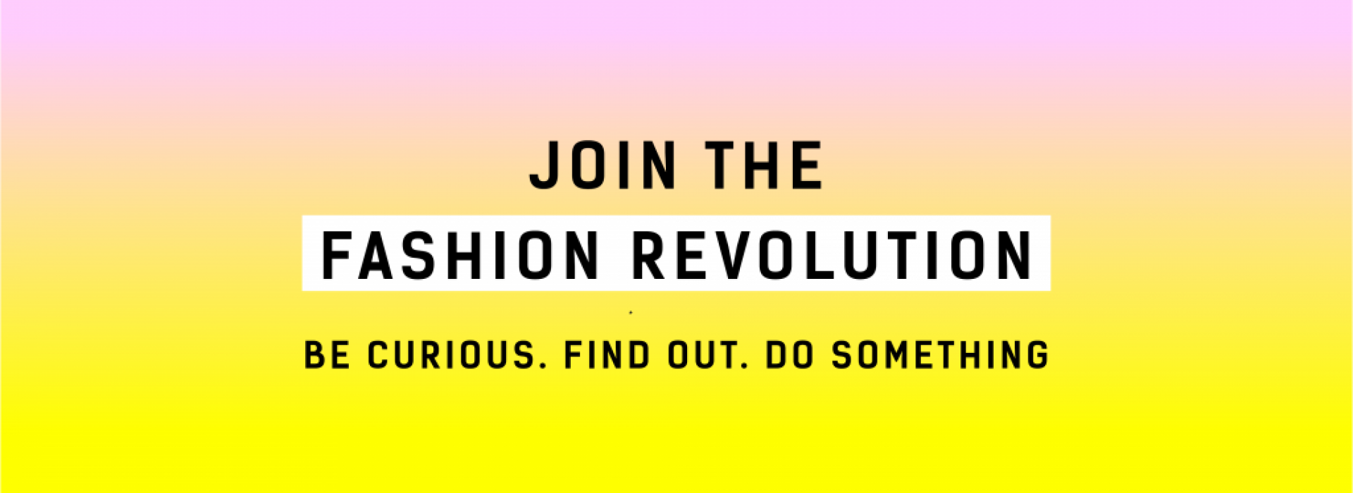 Fashion Revolution Week 2017 fragt: