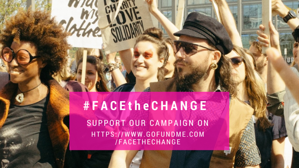 Facethechange