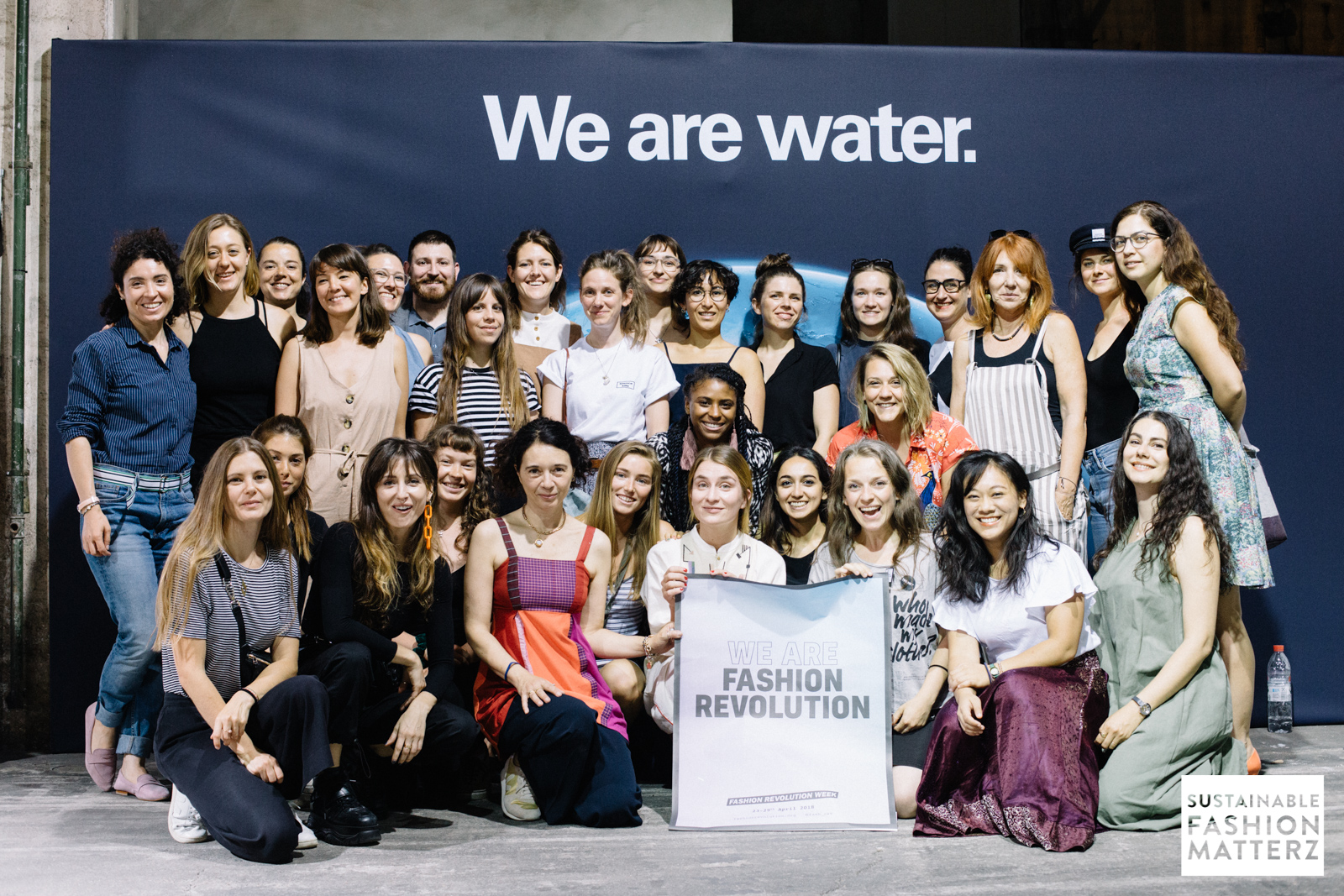 The 1st Fashion Revolution Assembly